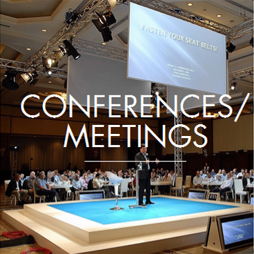 CONFERENCES / MEETING