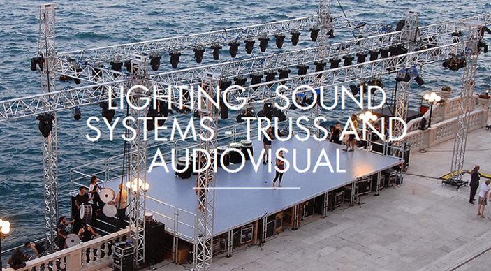 LIGHTING - SOUND SYSTEMS