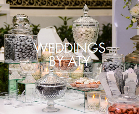 WEDDINGS BY ATY